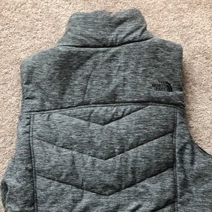 Women's North Face XL vest